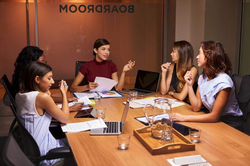 A sikeres női vállalkozók 8+1 szokása